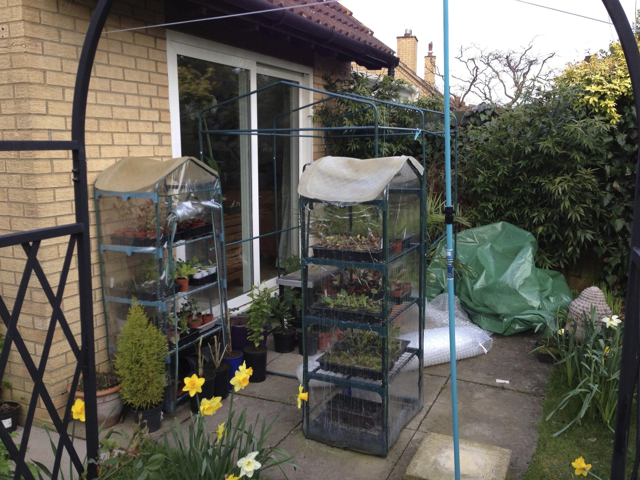 Dismantling Greenhouse