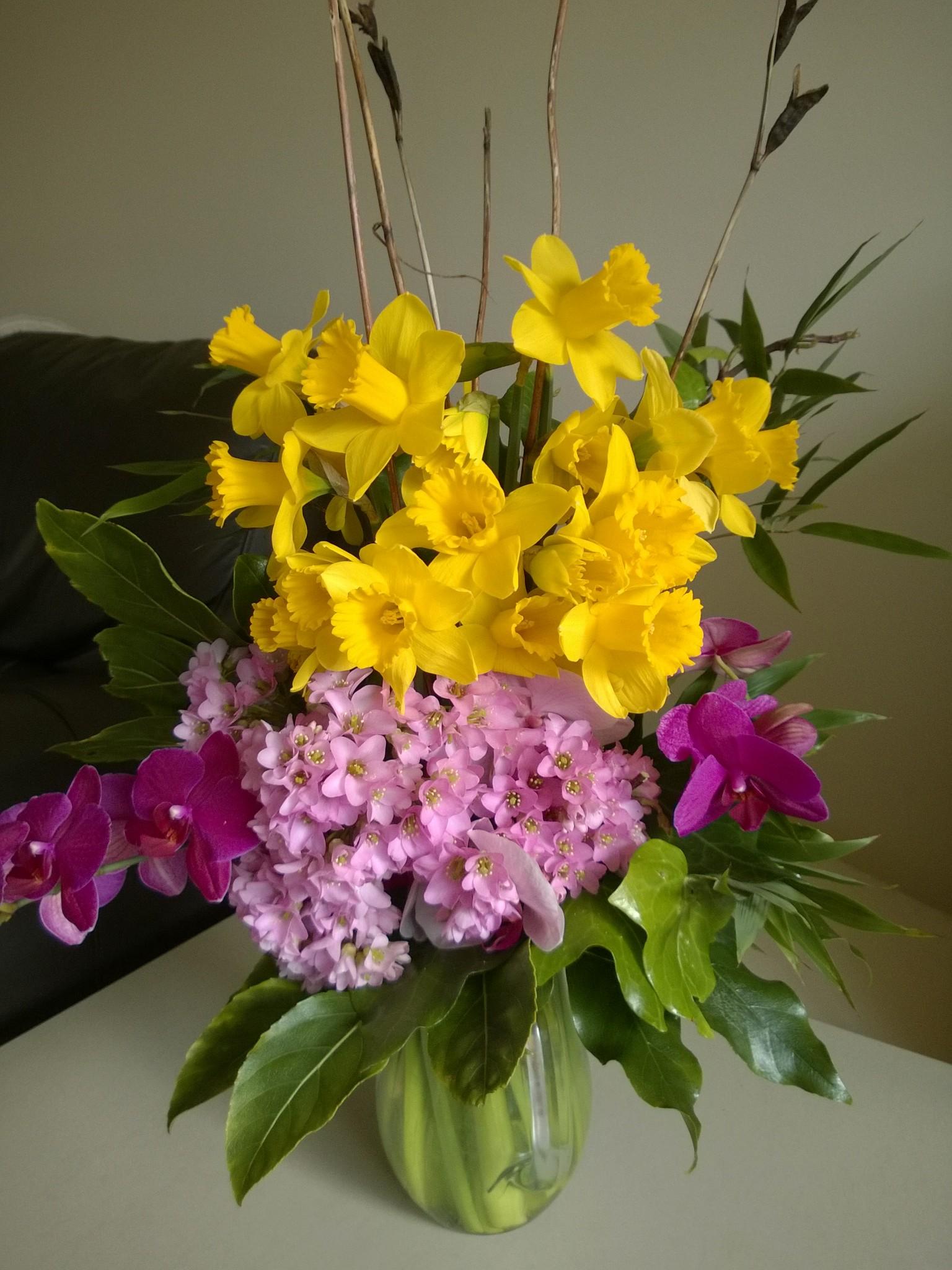 Spring Vase Sunil S Garden